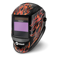 HOBART Inventor™ Series Ember™ Large View Auto-Darkening Welding Helmet