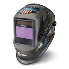 HOBART Inventor™ Series Forerunner™ Large View Auto-Darkening Welding Helmet
