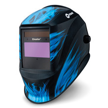 HOBART Creator™ Series, Flare™ Auto-Darkening Variable Shade Welding Helmet