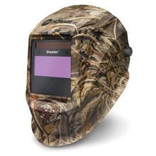 HOBART Creator™ Series, Realtree® Camo-MAX-5 Auto-Darkening Variable Shade Welding Helmet