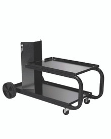 Hobart Welding Small Cart w/ Cylinder Rack
