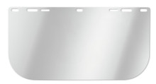Clear Face Shield Replacement Lens