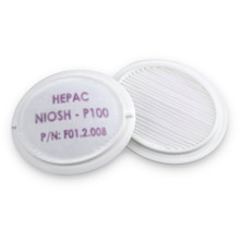 Replacement Filters for P100 Half Mask Respirators