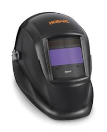 Right View HOBART Impact Series Black Auto-Darkening Variable Shade Welding Helmet