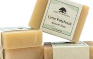 Lime Patchouli Soap