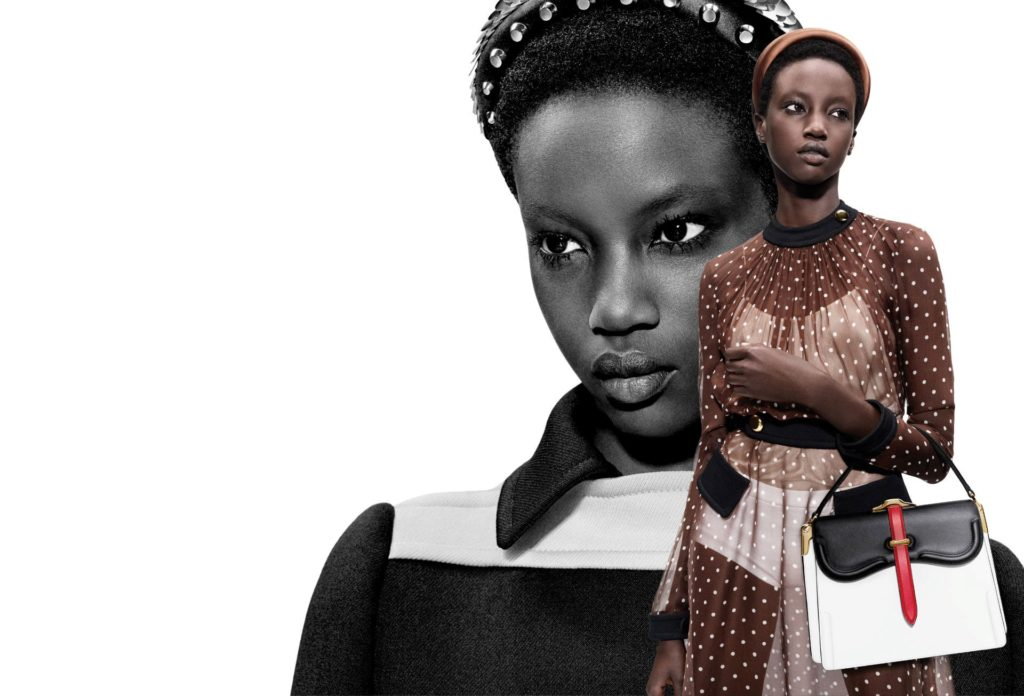 3 African Models That Dominated Fashion Month Onchek