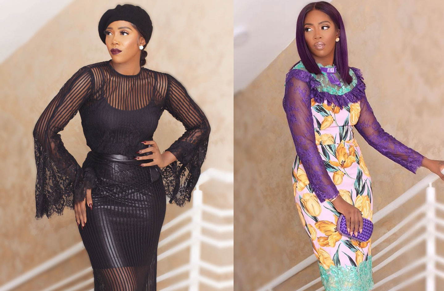 Artist Watch Tiwa Savage  The African Designers She Wears - Onchek-8550