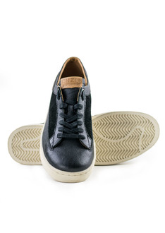 Lumumbas Black Sneakers