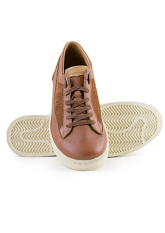 Lumumbas Brown Sneakers
