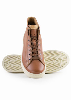 Nkrumahs Brown Sneakers