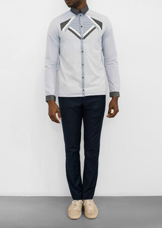 KEY EAST Symmetry Shirt