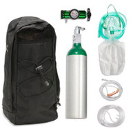 OceanMedix - Medical Oxygen Administration Kit (164 liter)