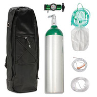 OceanMedix - Medical Oxygen Administration Kit (425 liter)