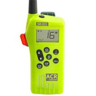 ACR SR203 GMDSS Survival Radio