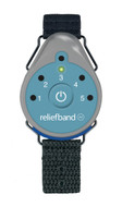 ReliefBand Anti-Nausea Device with Replaceable Batteries