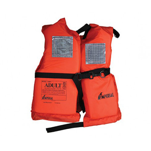 Imperial 198RT Basic Offshore PFD, Adult Size, USCG Approved - Type 1 (dOM-IMP198RT)