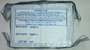 Datrex Emergency Rations - Aviation Ration - 1,000 kcal (Case of 76 Single Package) - back