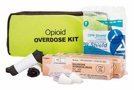 Opioid Overdose Kit