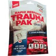 Adventure Medical Rapid Response Trauma Pak with QuikClot®
