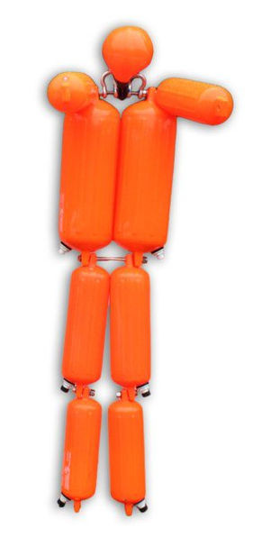 OSCAR - The Water Rescue Training Dummy - Orange