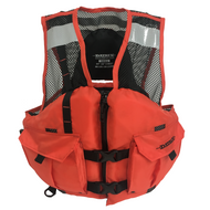 Datrex MaxFlow Mesh Vest - USCG/TC APPROVED 70N - front