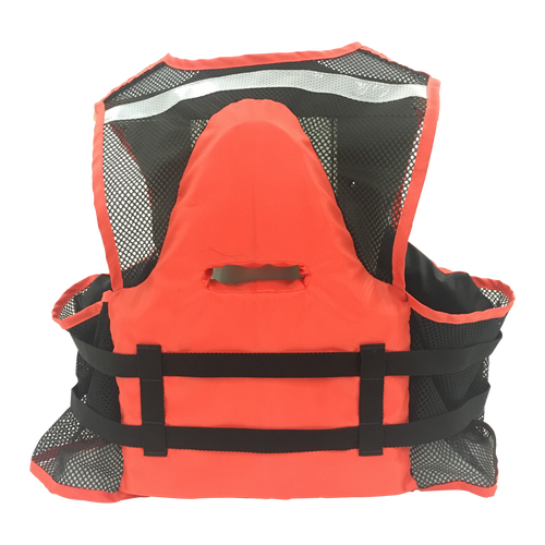 Datrex MaxFlow Mesh Vest - USCG/TC APPROVED 70N - back