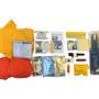 Revere Aero Compact Liferaft - optional survival packs