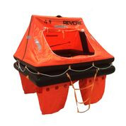Revere Offshore Commander 2.0 Liferaft - deployed