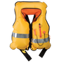 Revere Commercial Auto-Inflatable PFD - intl. orange, USCG Type V