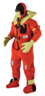 Kent Commercial Immersion Suite - USCG / SOLAS - Orange - Universal - front