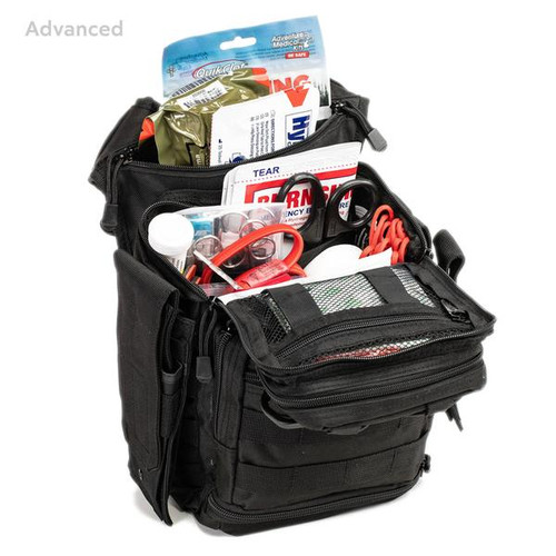 MyMedic - Recon First Aid Kit - Black - open