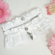 Fairy Tale Dreams Bridal Garter Set