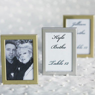 Easel Back Mini Photo Frames (Set of 3)
