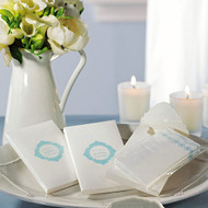 Pretty Tissues Printed in Tiffany Blue (Set of 12)