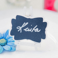 Small Decorative Chalkboard Place Cards (Set of 6)