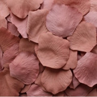 Vintage Rose Silk Petals {Package of 100}