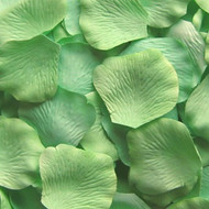 Kiwi Silk Petals {Package of 100}