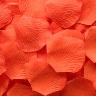 Mango Silk Petals {Package of 100}
