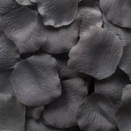Pewter Silk Petals {Package of 100}