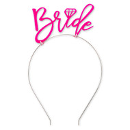 Bride Bachelorette Party Headband