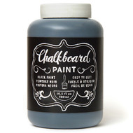 DIY Chalkboard Paint in Black (16.5 Ounces)