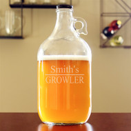 Home Brew Beer Growler