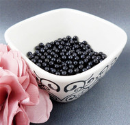 Decorative Pearls in Black