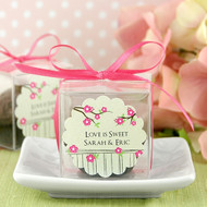 Personalized Scalloped Favor Label (Set of 30)