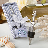 Nautical Themed Anchor Wine Bottle Stopper