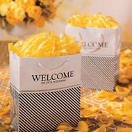 Nautical Wedding Welcome Paper Gift Bag