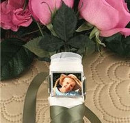 In Memory Photo Buckle