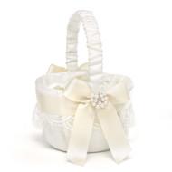 Splendid Elegance Flower Girl Basket