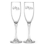 Love is in the Air Toasting Flute Set