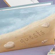 """Seaside Jewels"" Guest Book"